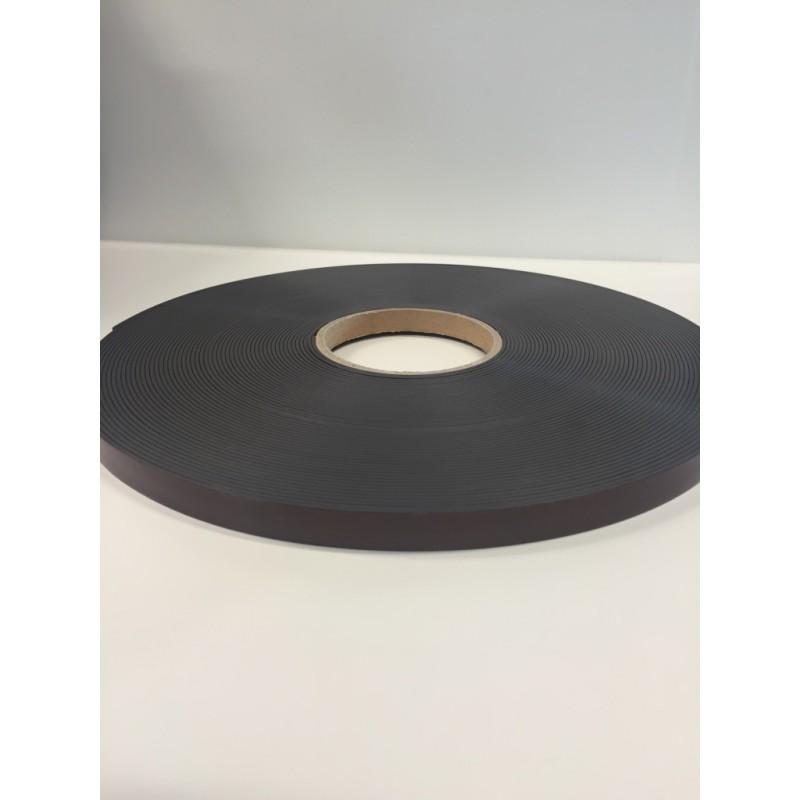 Rouleau de caoutchouc magnétique