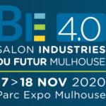 Retrouvez-nous à Mulhouse au salon BE 4.0 de l'Industrie du futur