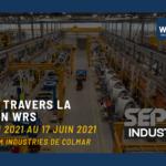 HLP est au salon SEPEM Industries 2021 à Colmar