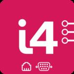 Logo solution i4 HLP Group / LCB